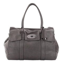 Mulberry Bayswater Satchel Iridescent Leather Medium