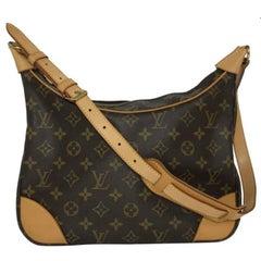 Louis Vuitton Monogram Boulogne PM Shoulder Bag