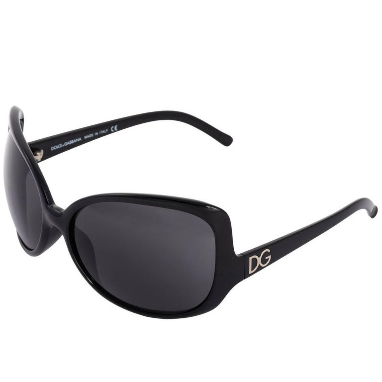 Black Dolce and Gabbana sunglasses