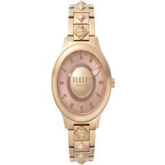 Versus by Versace rosegold  watch