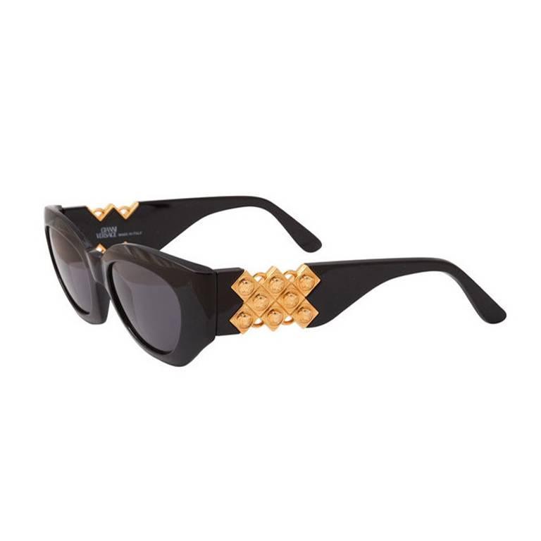 Gianni Versace Sunglasses Mod 420/D For Sale