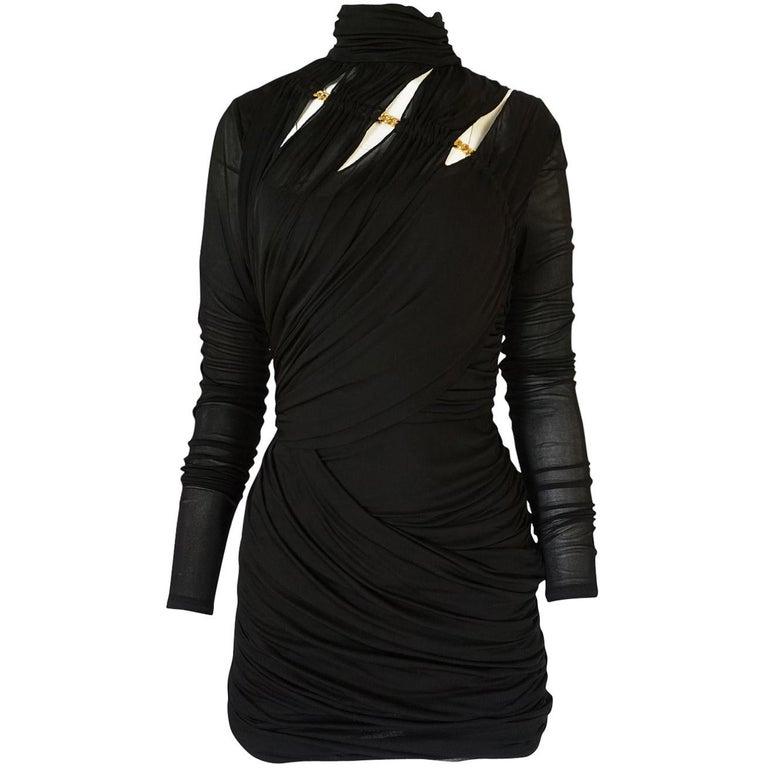 Peter Dundas for Emilio Pucci Runway Jersey Mini Dress, F / W 2014