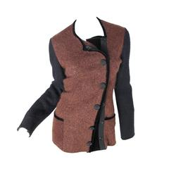 Jean Paul Gaultier Felted Wool Jacket - sale