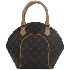 Louis Vuitton Monogram Ellipse PM Satchel Top Handle Handbag
