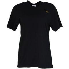 Vetements Black Staff Logo Back T-Shirt Sz S