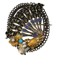 "19th Century ""Secret Lover"" Brooch"