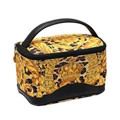 Gianni Versace Baroque Print Mini Bag