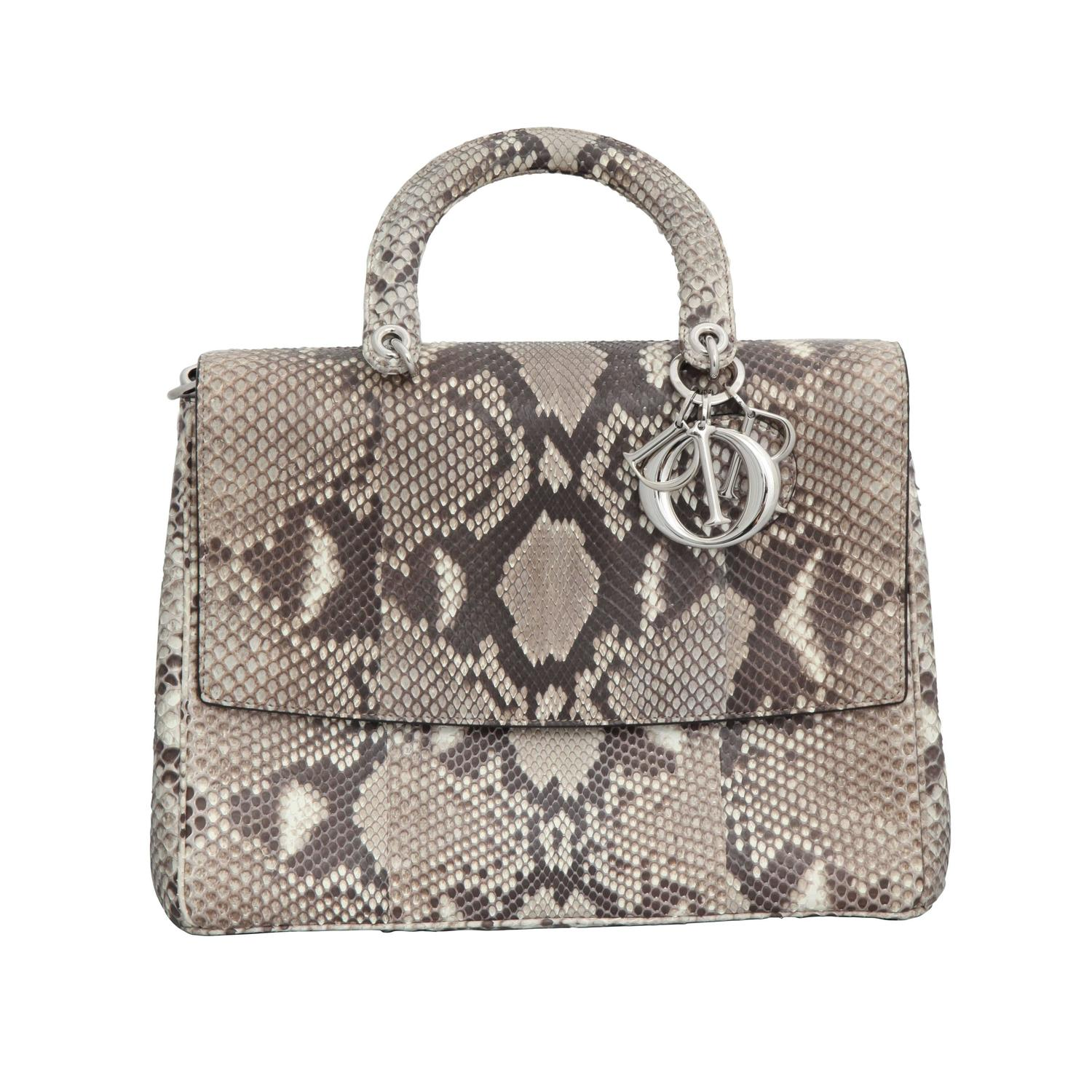 Amazing Christian Dior Python Be Dior Quot Bag New In Box For