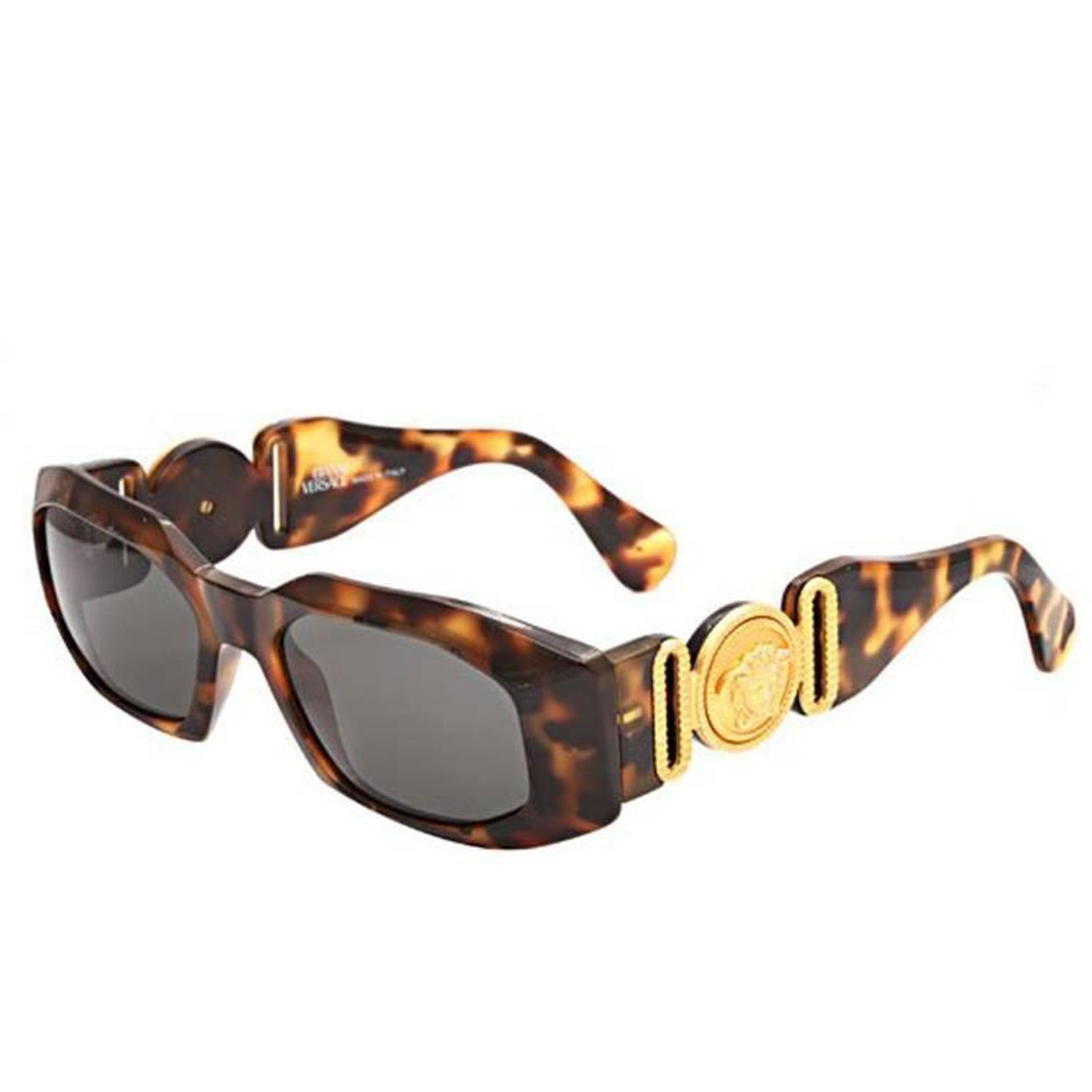 7056ccd1d8f Vintage Gianni Versace Sunglasses Mod 414 A Col 279 at 1stdibs