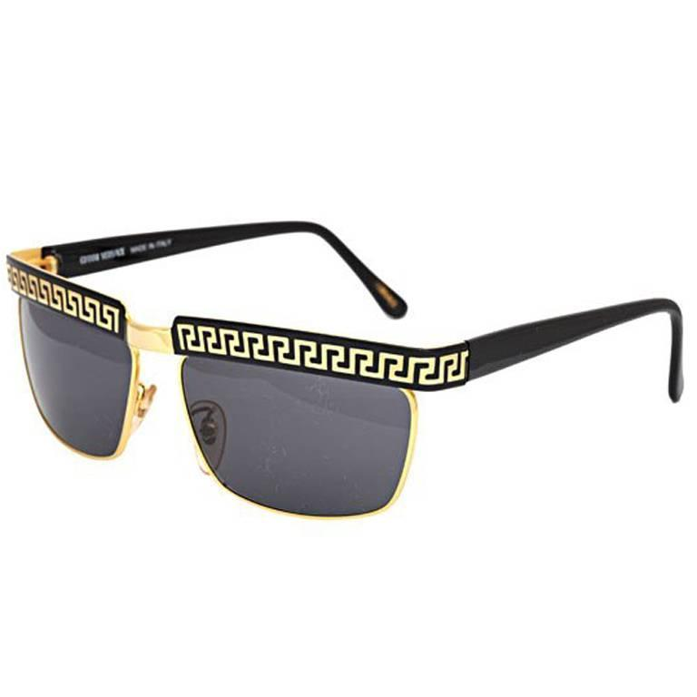 d0407dd00ef93 Versace Sunglasses Mod S 82 For Sale at 1stdibs