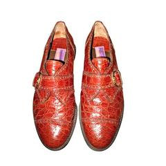 Men's Alligator  Shoes by Susan Bennis/Warren Edwards