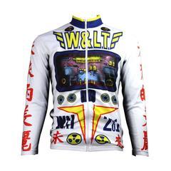 Walter Van Beirendonck / Wild & Lethal Trash Futuristic Printed Jacket