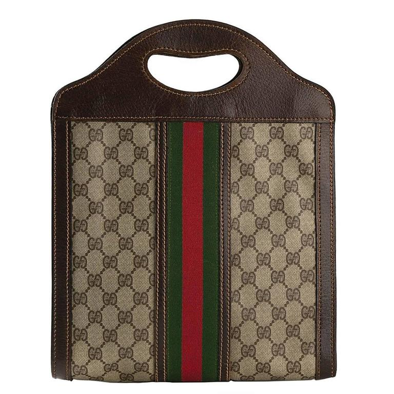1970s Gucci Tote Bag