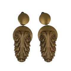 Joseff of Hollywood Neoclassical Earring