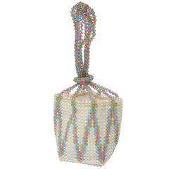 Italian Coppola e Toppo Beaded Bag