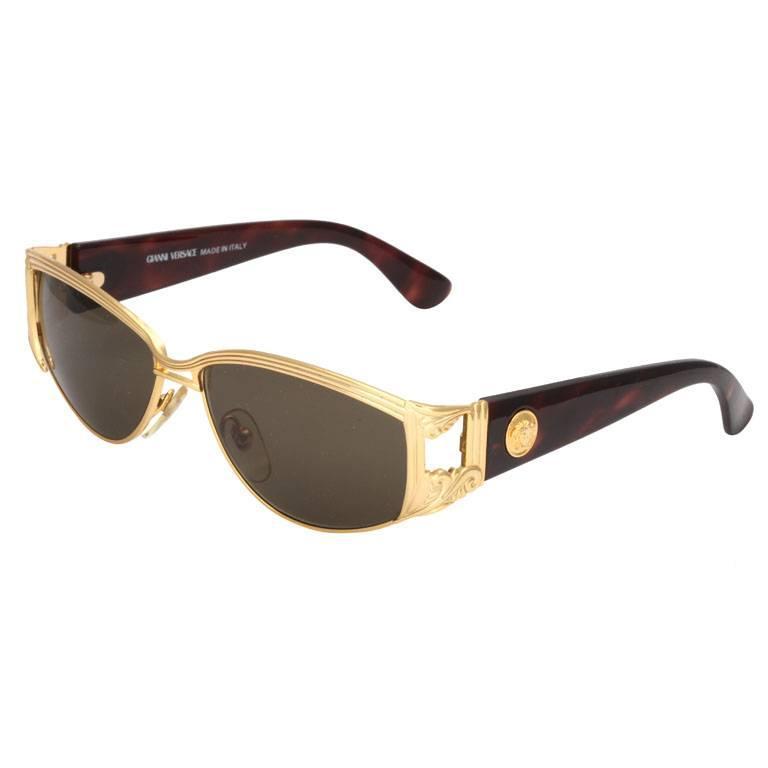 Gianni Versace Sunglasses Mod S 62 COL 030