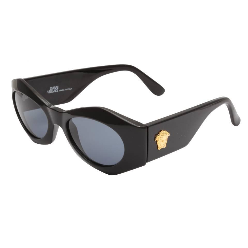 Gianni Versace Sunglasses Mod 422 COL 852 For Sale at 1stdibs