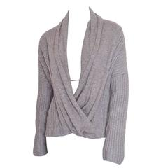 Brunello Cucinelli Cable Knit Cashmere Sweater