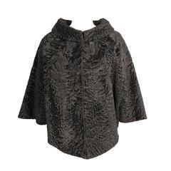 Russian Broadtail Jacket or Short Cape