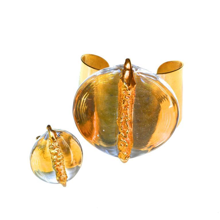 Jacob Hull B&D Denmark Mod Glass Cuff  1