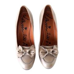 Lanvin Shoe 2010 Pump Bow Loafer Style 39 / 9 New