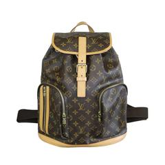 Louis Vuitton Sac A Dos Bosphore Monogram Canvas Backpack