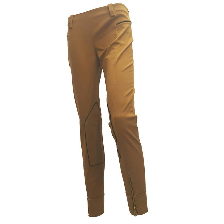 2001 Balenciaga brown pants NWOT