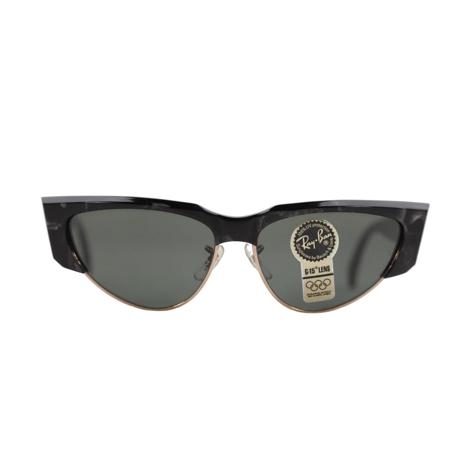 ray ban sunglasses logo sticker