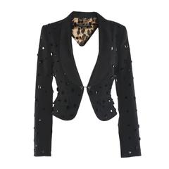 Dolce&Gabbana Black Evening Jacket