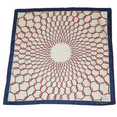 Roberta di Camerino Signature Men's Cotton Handkerchief