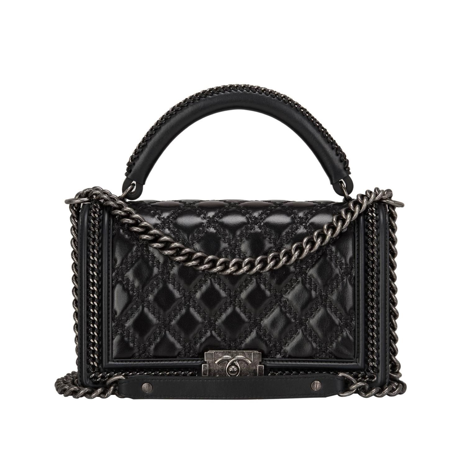 a77ded41c892 Chanel Boy Bag Is The Chain Shiny | Stanford Center for Opportunity ...
