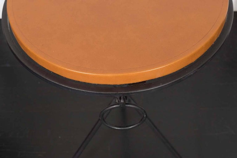 Pair of French Occasional Tables For Sale 1