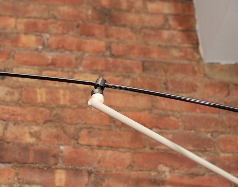 Brass Pierre Guariche Swing Arm Sconce For Sale