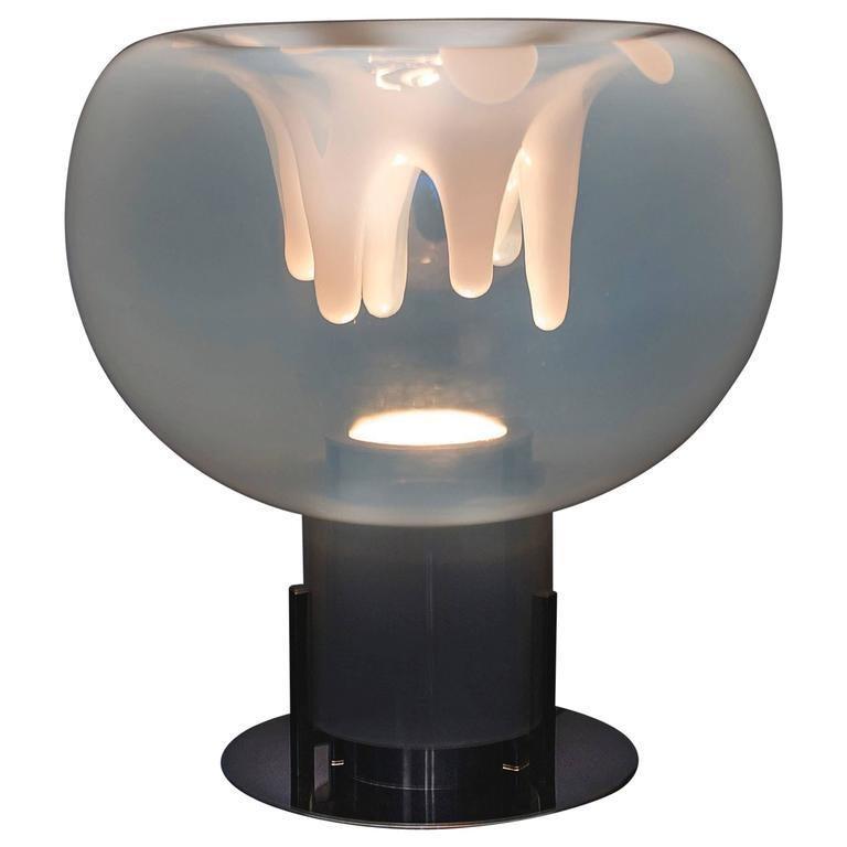 Italian Table Lamp by Toni Zuccheri For Sale