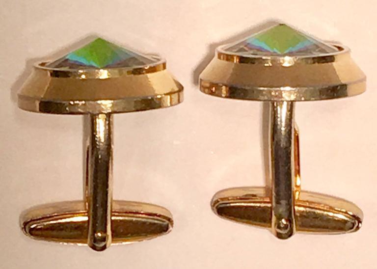 Mid-Century Crystal