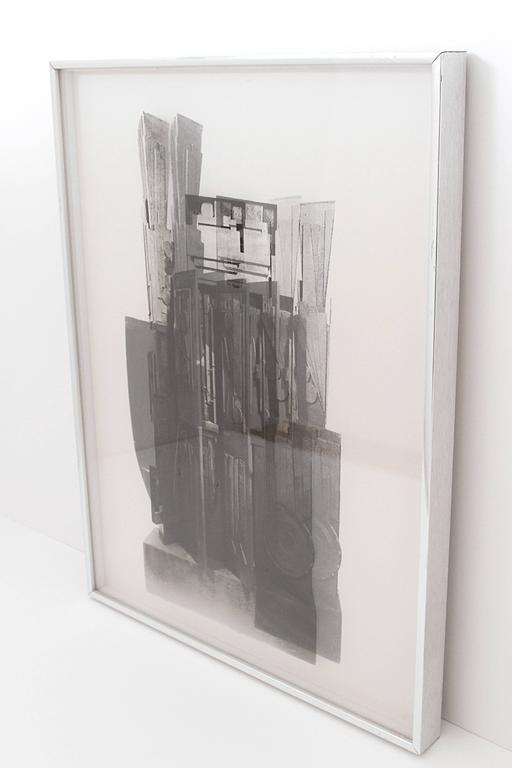Paper Louise Nevelson