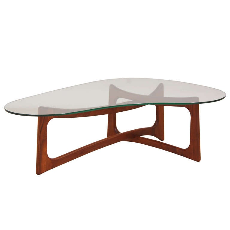 Https 1stdibs Com Furniture Tables Coffee Tables Cocktail Tables Craft Associates Walnut Coffee Table Adrian Pearsall Id F 1071958