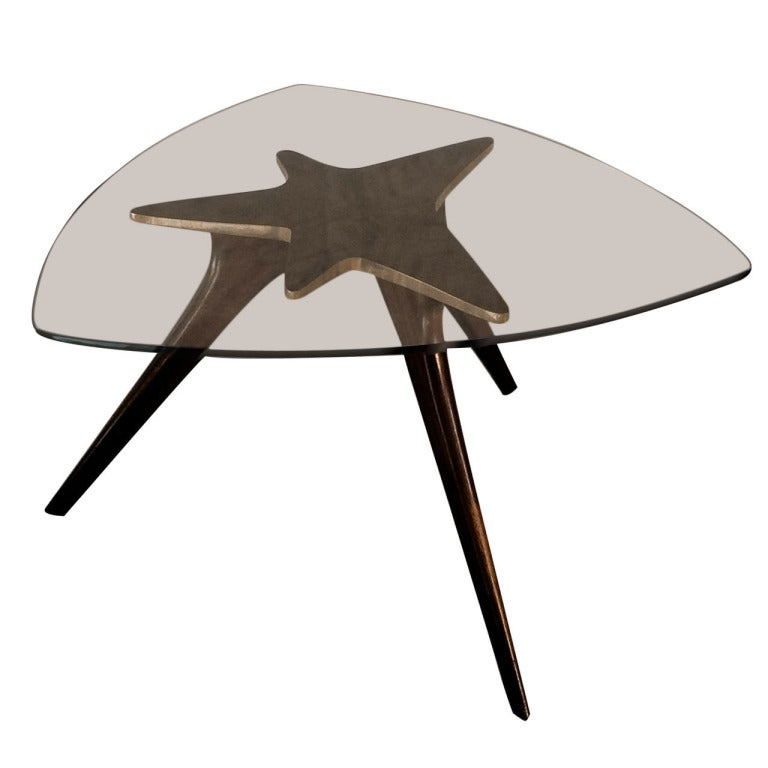 Very Rare Coffee Table By Vladimir Kagan At 1stdibs