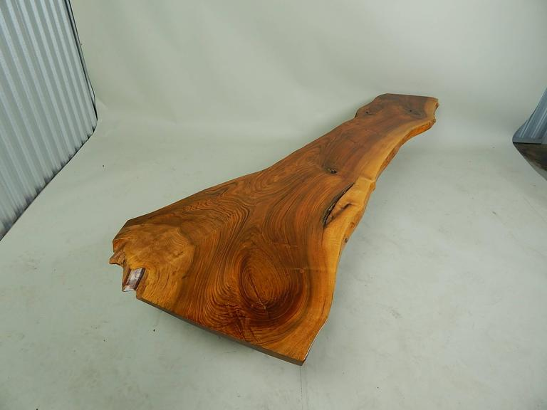 Walnut Coffee Table by George Nakashima 7