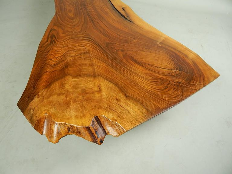 Walnut Coffee Table by George Nakashima 4