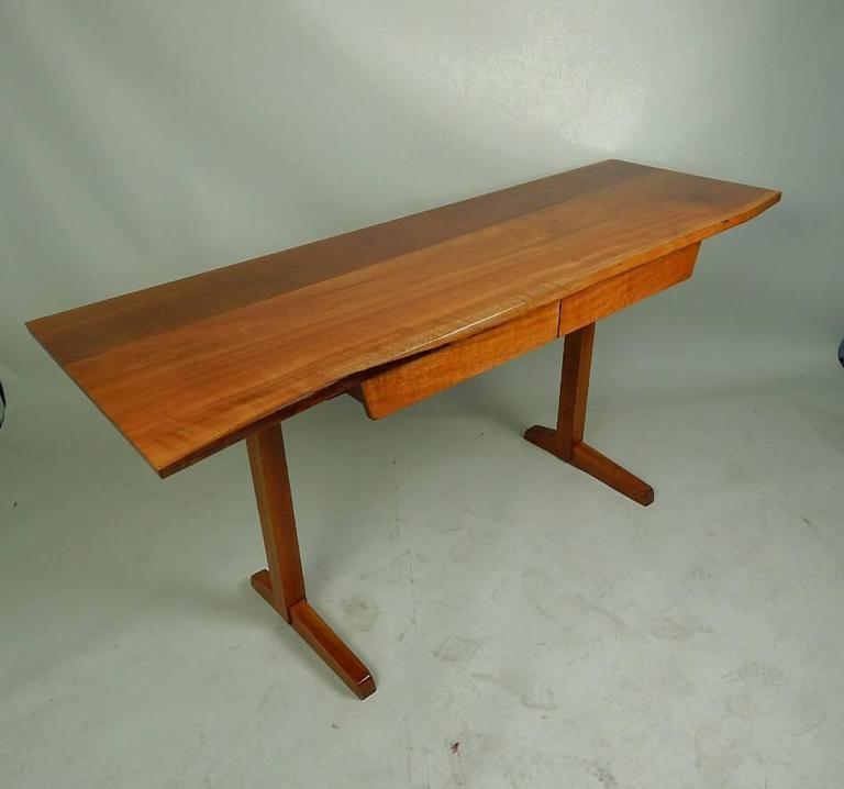 Cherry Desk by George Nakashima 2