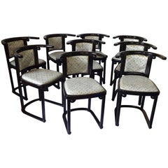 1 Wittmann, Austria Fledermaus Dining Room Chair