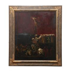 Luis Szepesi Painting
