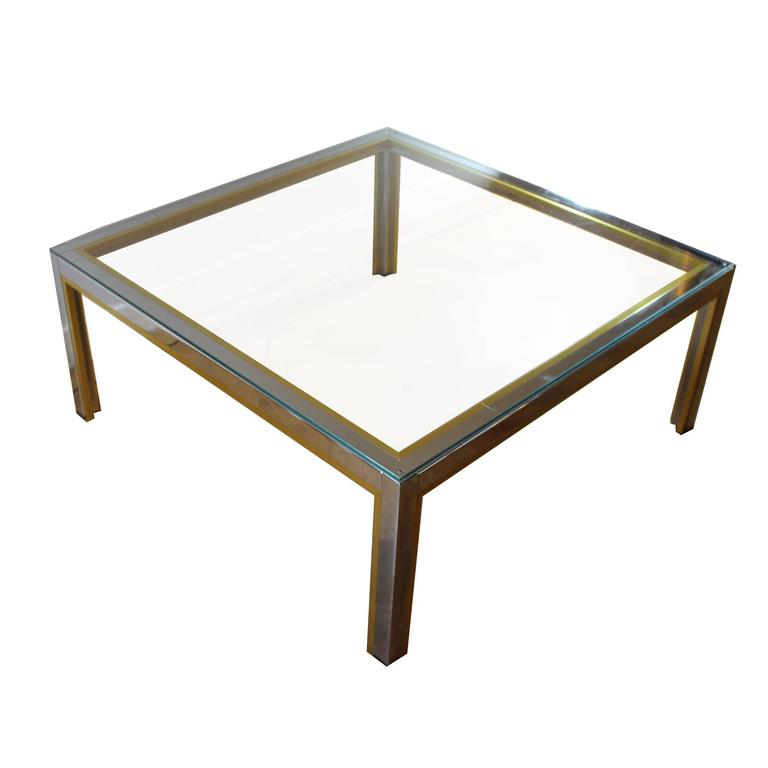 Coffee Table by Renato Zevi, Italy, 1970s