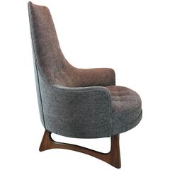Adrian Pearsall High Backed Lounge Chair
