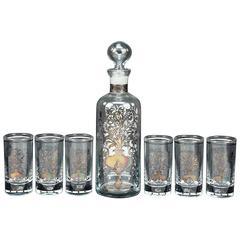 Italian Bicchielli Liquor Suite