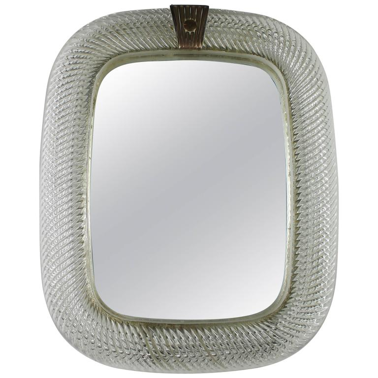 Murano Mirror, Circa 1960 For Sale Great Ideas