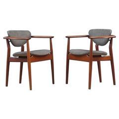 Finn Juhl NV55 Chairs