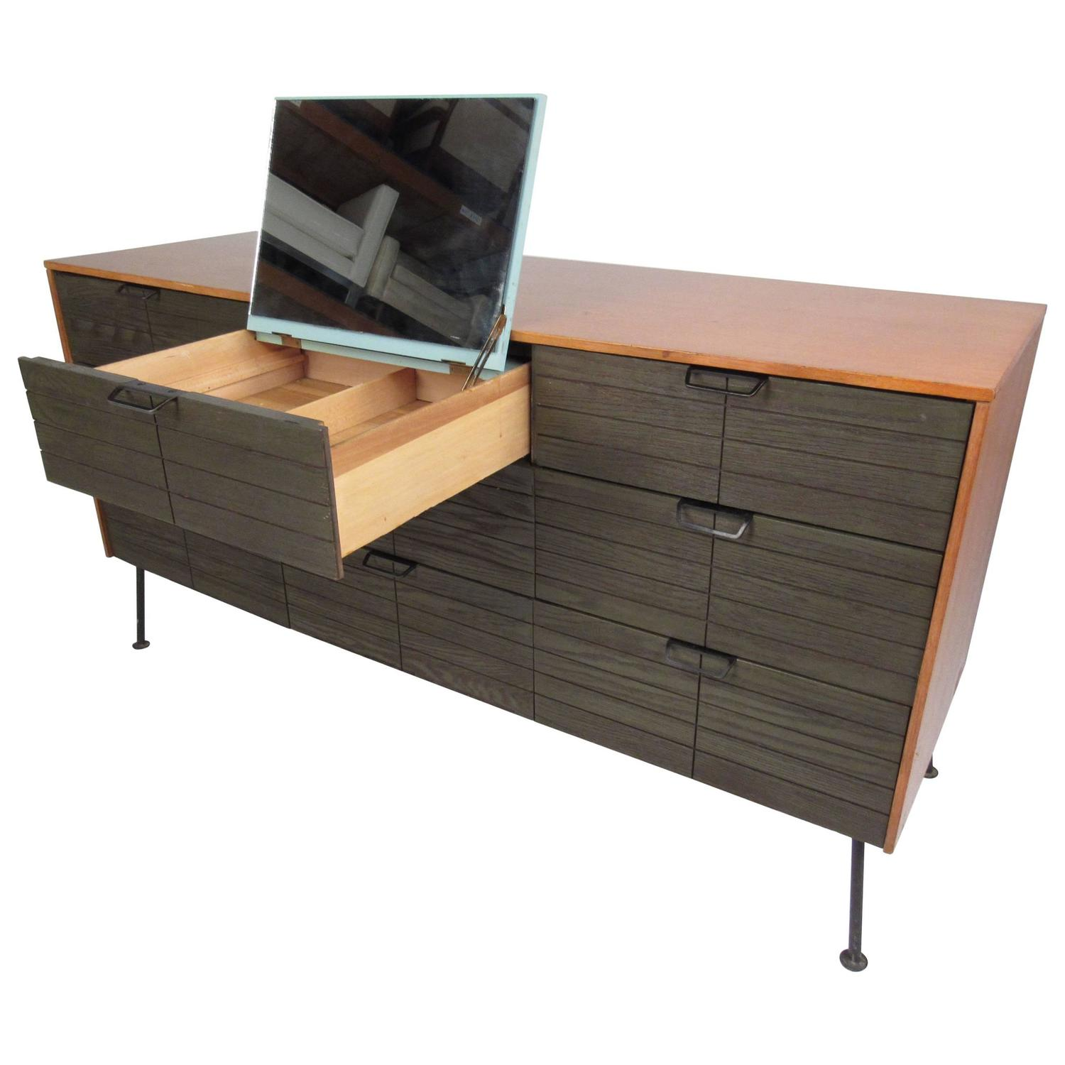 Dresser by Raymond Loewy for Mengel Furniture pany For