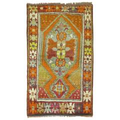 Turkish Anatolian Rug